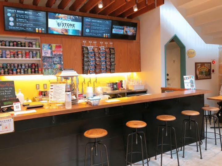 【たまプラーザ】 メレンゲの1階がクラフトビールバーに 横浜市青葉区-ロコっち